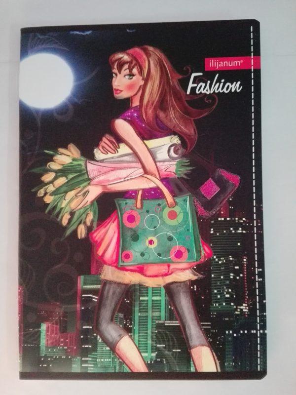 Caderno Fashion